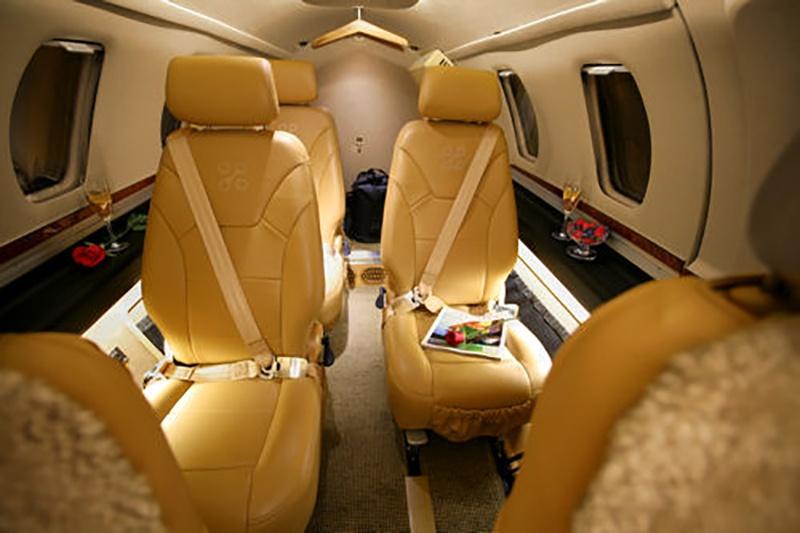 linear air taxi fleet