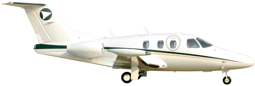 Cessna Citation Mustang Personal Jet Taxi in flight