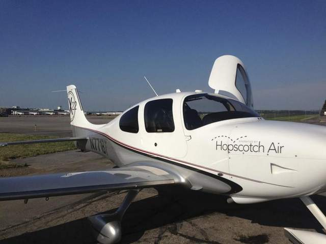 Hopscotch Cirrus at HPN